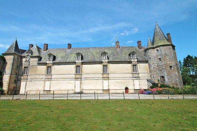 Château, Rennes
