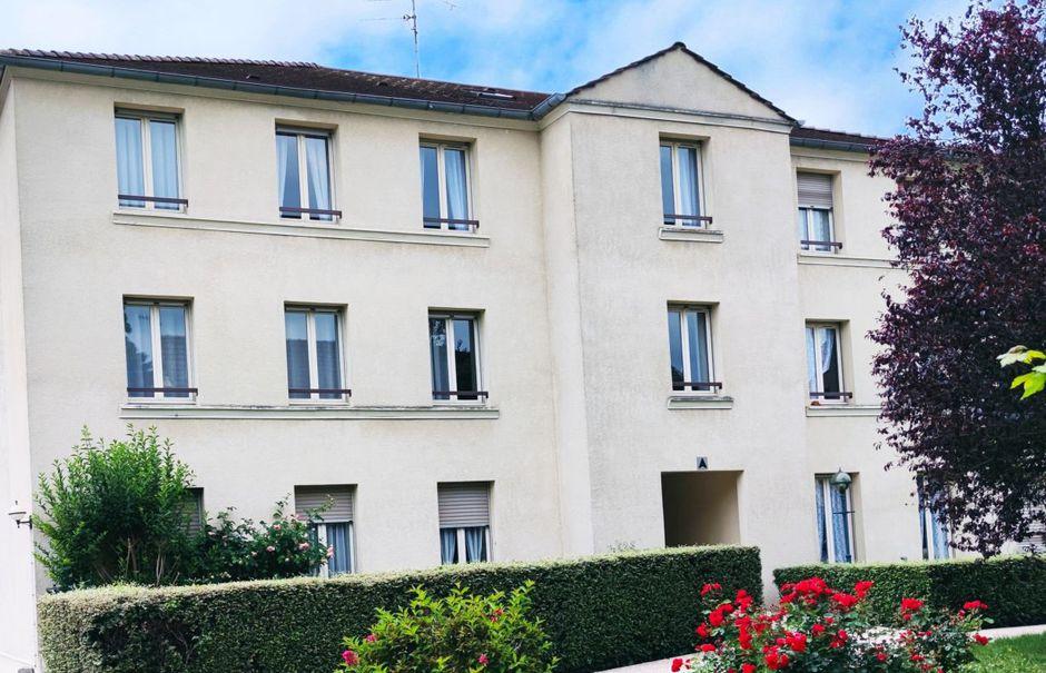 Vente appartement 3 pièces 50 m² à Gisors (27140), 139 000 €