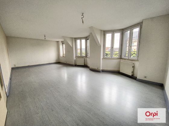Location appartement 3 pièces 69,93 m2