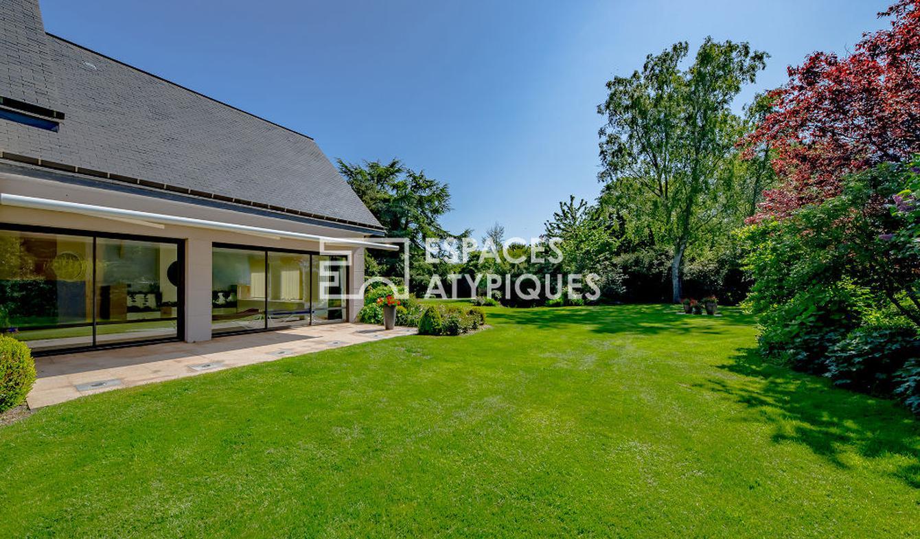 Maison avec piscine Bois-Guillaume