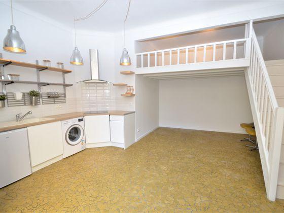 Vente appartement 2 pièces 38,5 m2