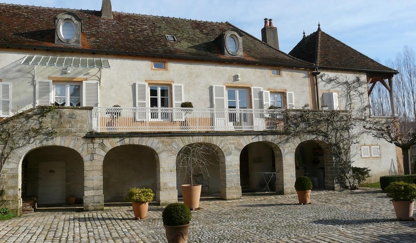 Maison avec piscine Saint-Gengoux-le-National