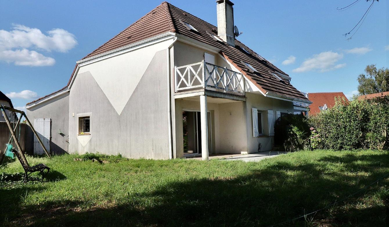 Maison avec jardin Idron