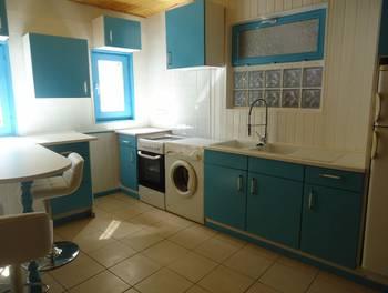 Appartement 3 pièces 55,36 m2
