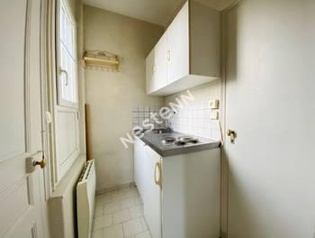 Appartement meublé 2 pièces 39,57 m2