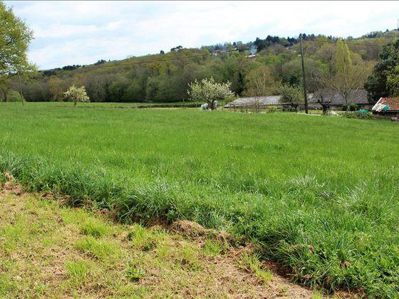 Vente terrain 1891 m2