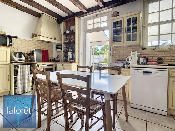 Vente maison 8 pièces 162 m2
