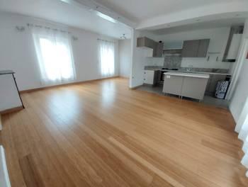 Appartement 4 pièces 82,49 m2