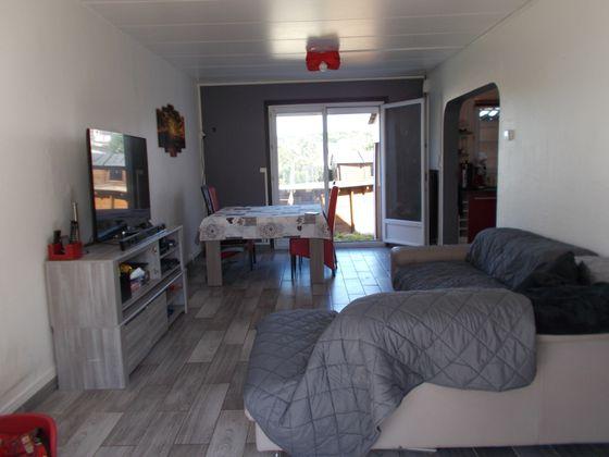 Vente maison 4 pièces 79,87 m2