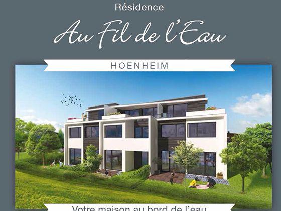 vente Maison 6 pièces 109,8 m2 Strasbourg