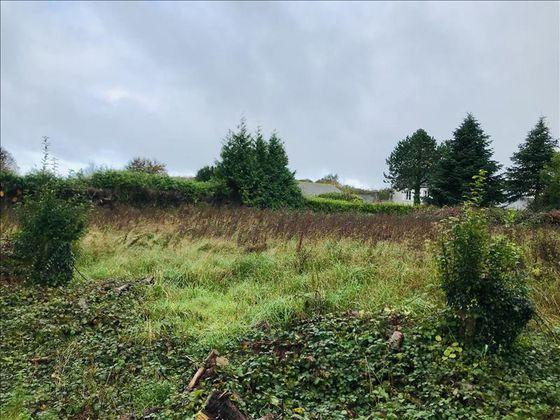 Vente terrain 1173 m2