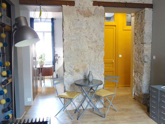 Vente appartement 3 pièces 56,68 m2
