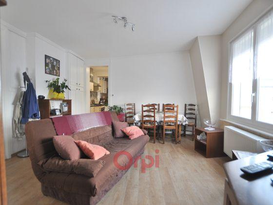 Vente appartement 4 pièces 50 m2