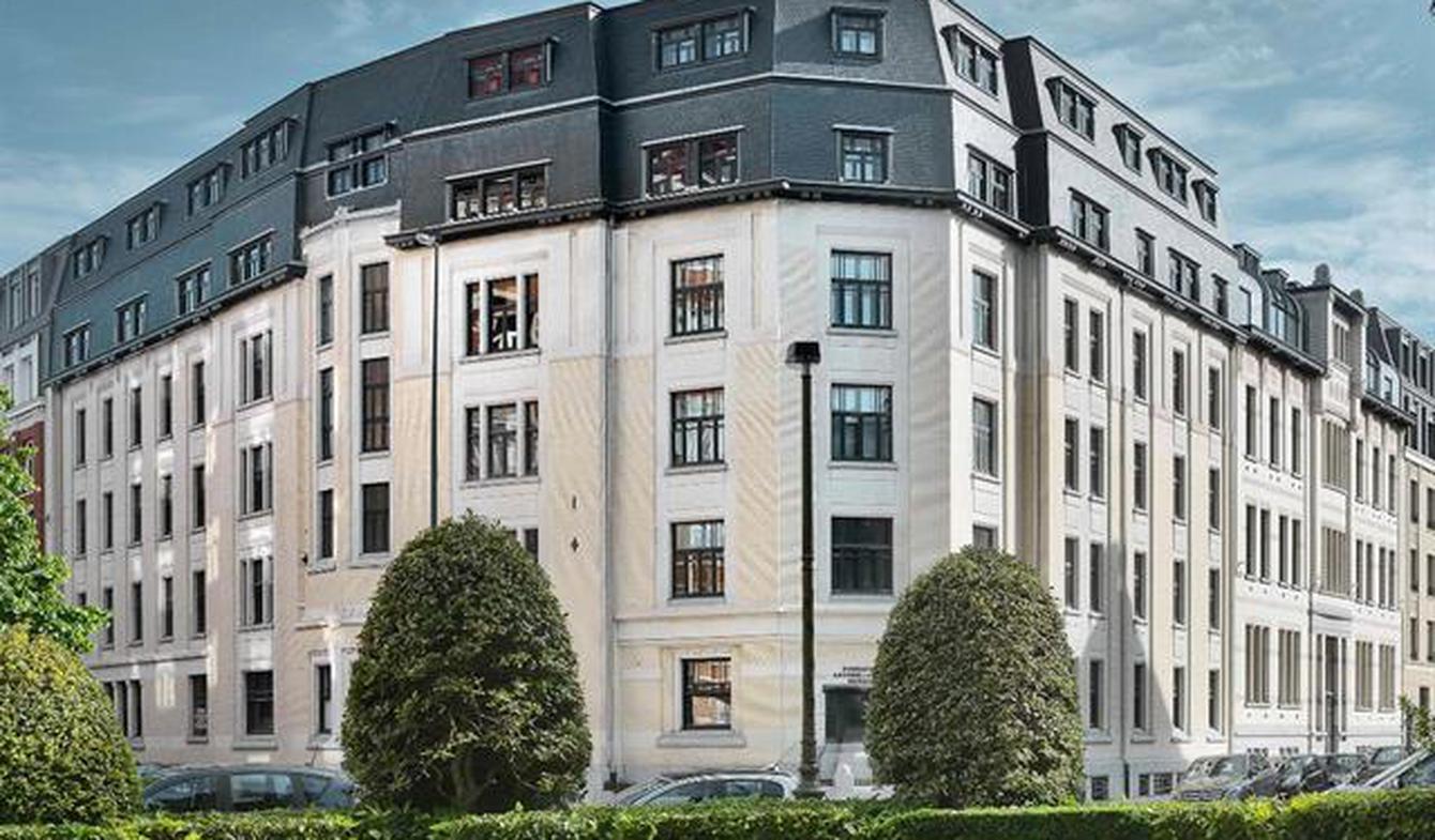 Appartement avec terrasse et piscine Ixelles