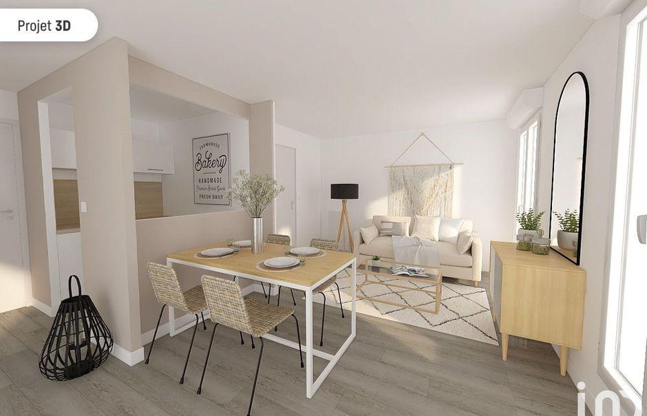 Vente studio 1 pièce 26 m² à Chilly-Mazarin (91380), 141 900 €