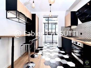 Appartement 4 pièces 85,56 m2