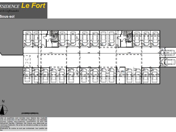 Vente appartement 3 pièces 66,62 m2