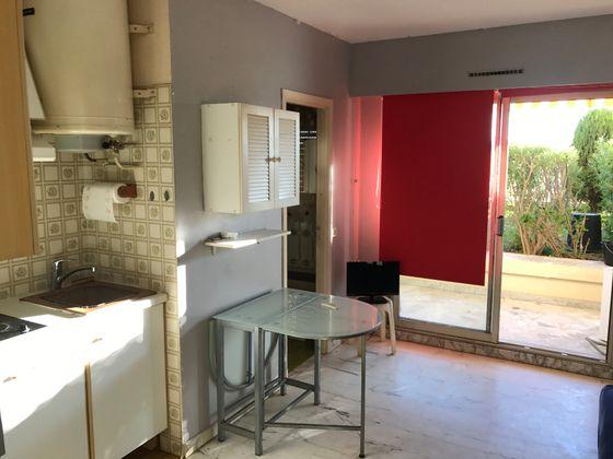 Location studio meublé 20,01 m2