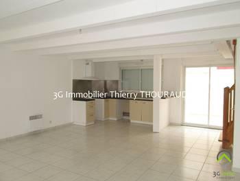 Appartement 4 pièces 97,99 m2