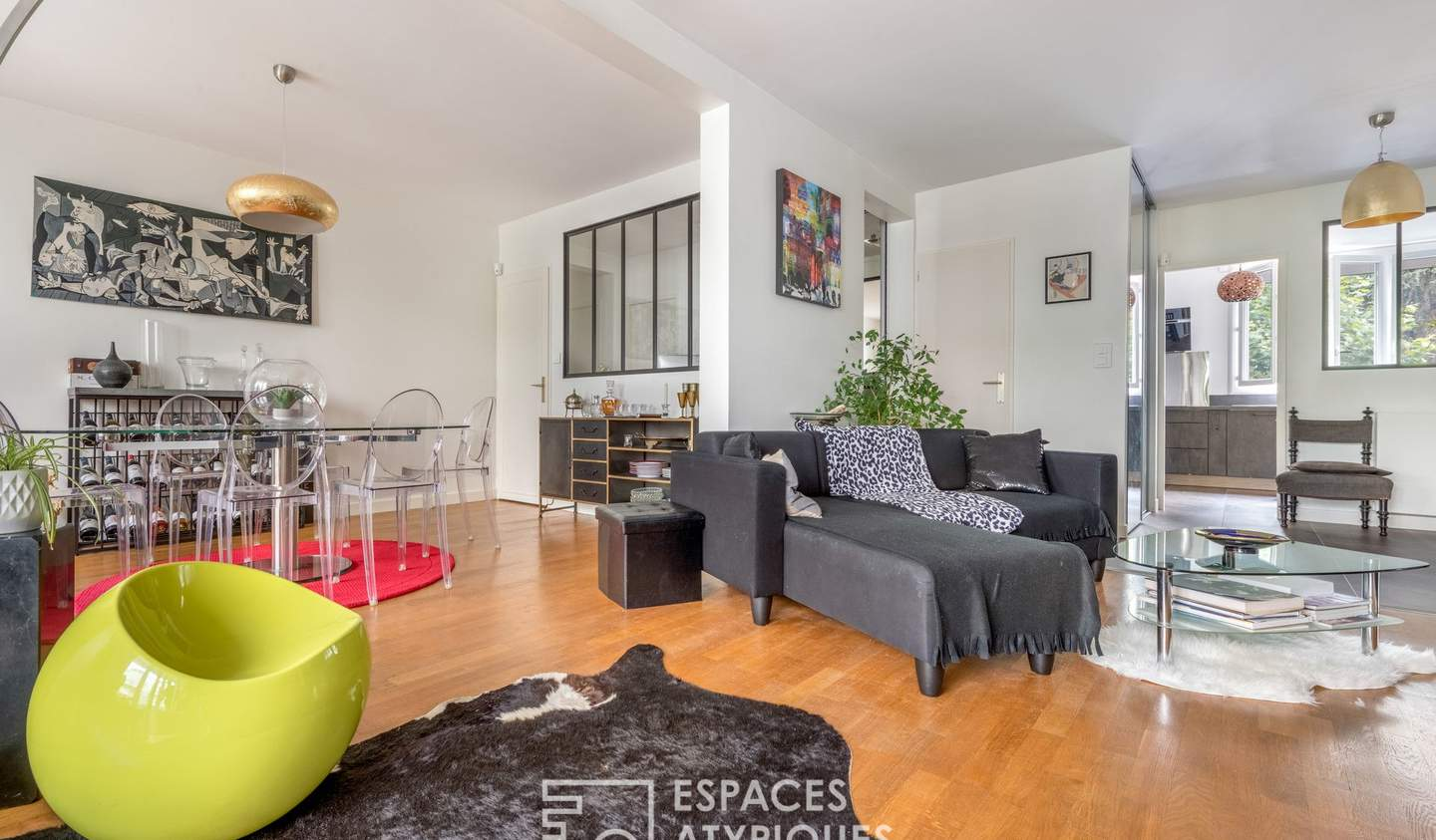 Apartment with terrace Lyon 8th