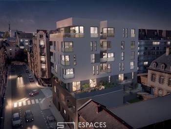 Appartement 4 pièces 106,62 m2