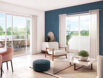 Appartement 2 pièces 40,49 m2