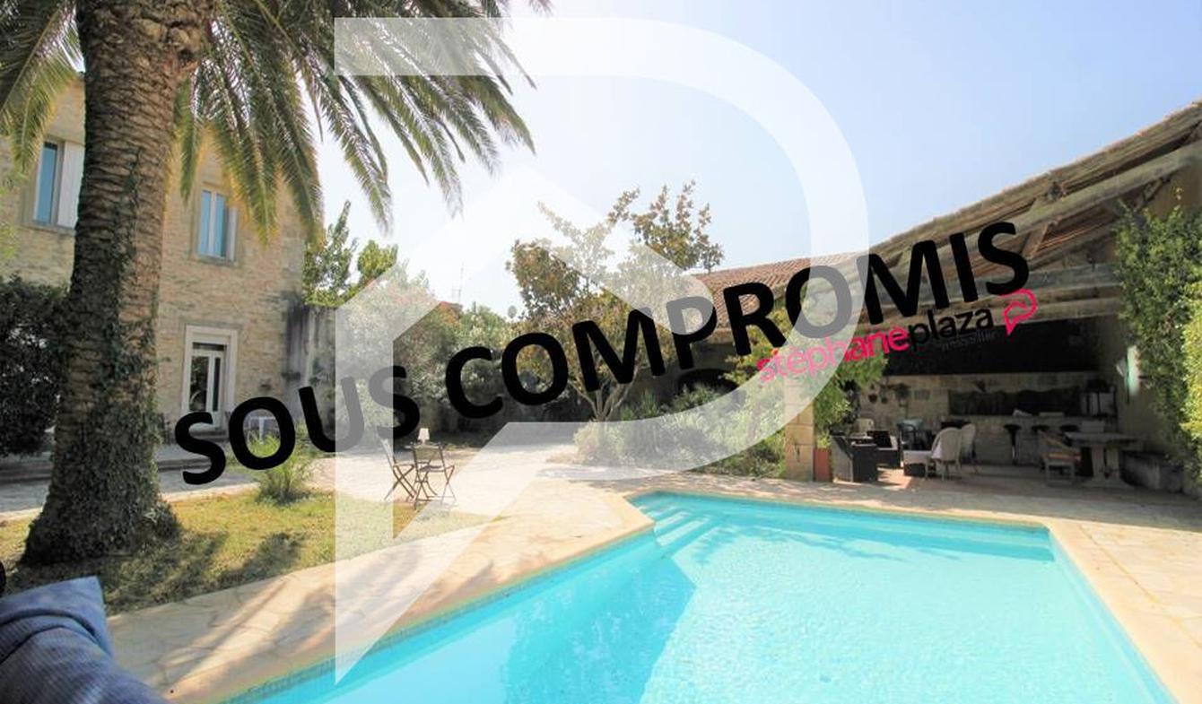 Maison avec piscine Codognan