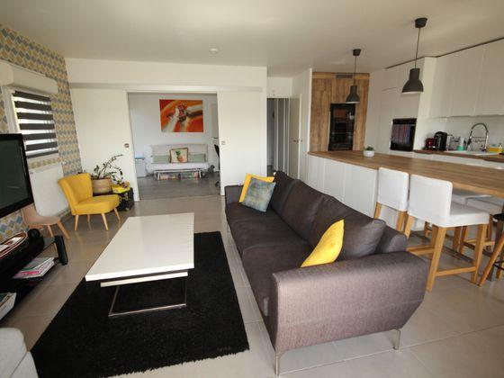 Vente appartement 4 pièces 91,52 m2