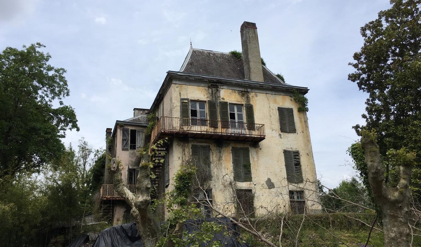 Château Sauveterre-de-Béarn