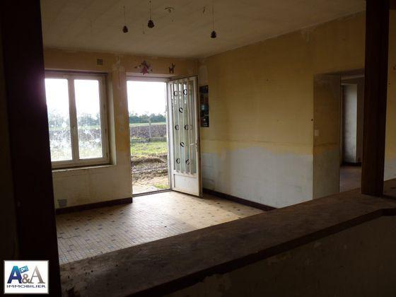 Vente manoir 3 pièces 70 m2