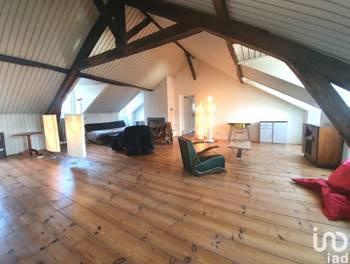 Appartement 2 pièces 95 m2