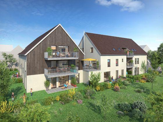 Vente appartement 4 pièces 90,39 m2
