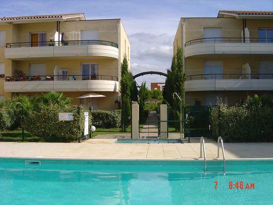 location Appartement 2 pièces 34 m2 Beziers