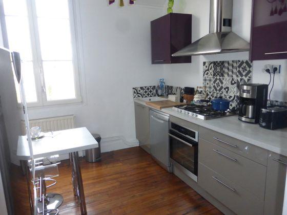 Vente appartement 3 pièces 71,44 m2