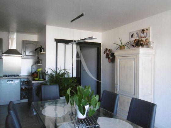 Vente appartement 4 pièces 78,36 m2