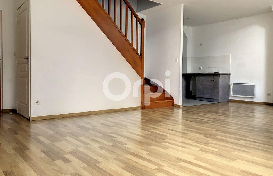 Location  appartement 2 pièces 57.77 m² à Orleans (45000), 556 €