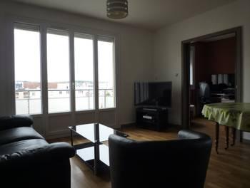 Appartement 4 pièces 62,2 m2