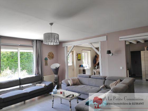Vente maison 5 pièces 109,13 m2
