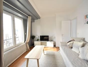 Appartement 2 pièces 40,71 m2