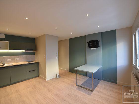 Location studio 24,3 m2