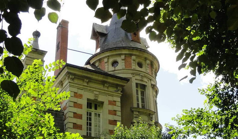 Hôtel particulier avec jardin Angers