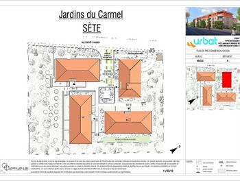 Appartement 2 pièces 37,55 m2