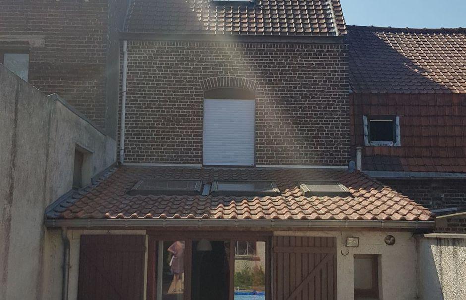 Vente maison 4 pièces 115 m² à Fromelles (59249), 210 000 €