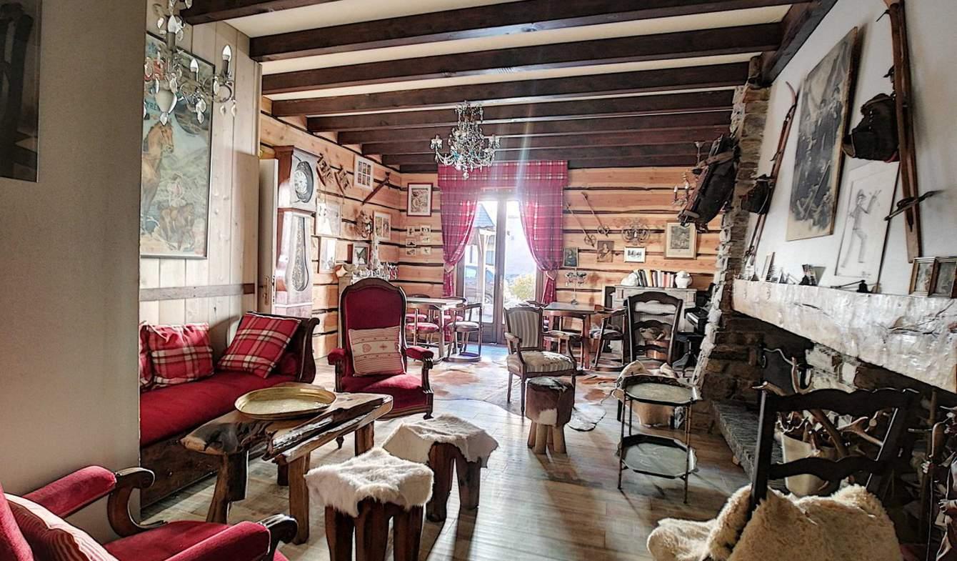 Hôtel particulier Bagneres-de-luchon