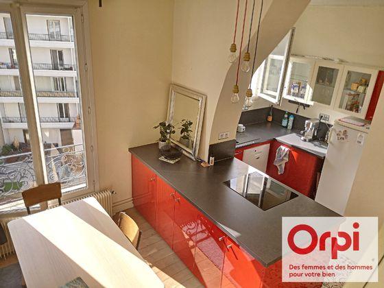Vente appartement 3 pièces 54,69 m2