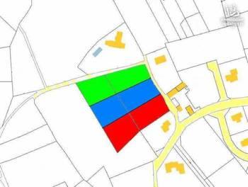 Terrain à bâtir 1997 m2