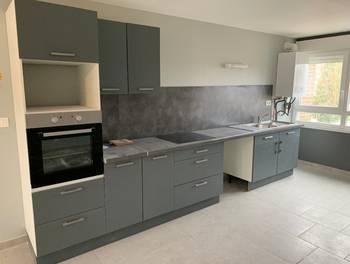 Appartement 4 pièces 80,09 m2