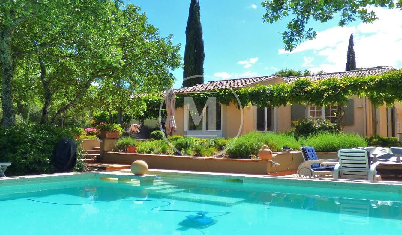 Villa avec piscine et terrasse Vidauban