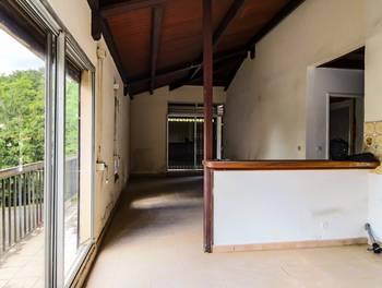 Appartement 2 pièces 52,7 m2