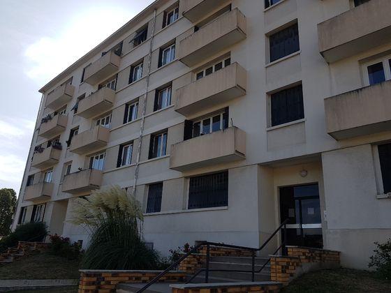 Vente appartement 3 pièces 57,52 m2